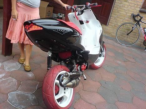 moped styling