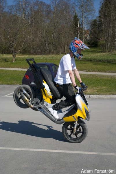 Tändspole Problem Moped