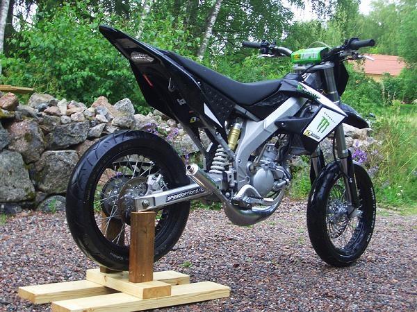 Blocket  moped