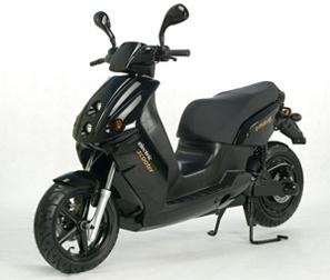 Titan Zero R1 Körkortsfri eldriven Mopedbil