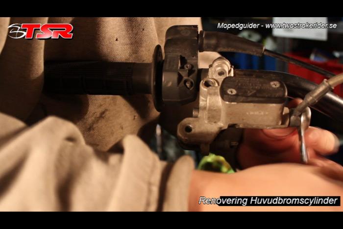 guide huvudbromscylinder - bild 3