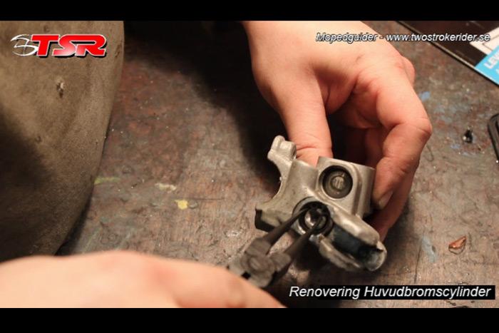 guide huvudbromscylinder - bild 7