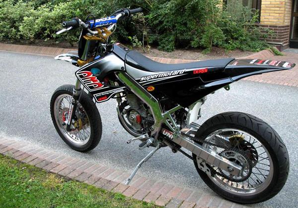 cross moped klass 1