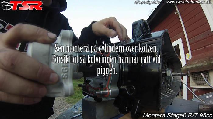 guide montera R/T-cylinder - bild 10