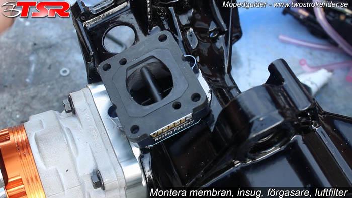 guide - Montera membran insug mm - bild 2