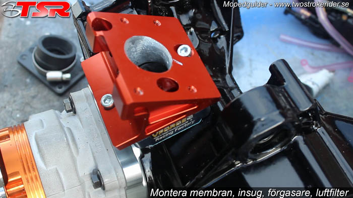 guide - Montera membran insug mm - bild 3