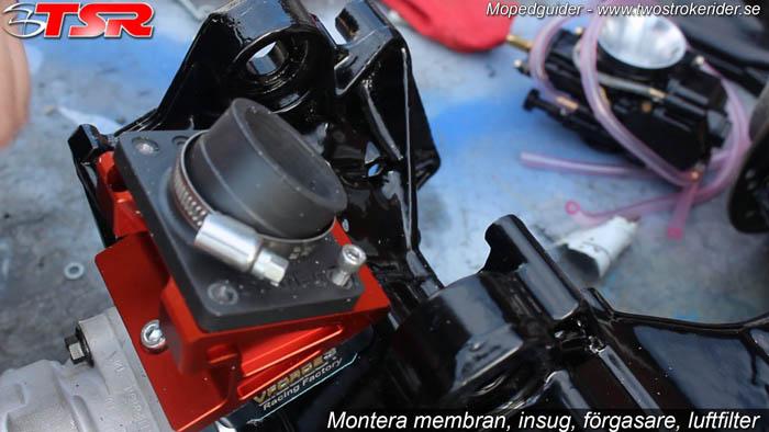 guide - Montera membran insug mm - bild 4