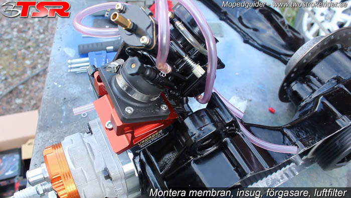 guide - Montera membran insug mm - bild 5