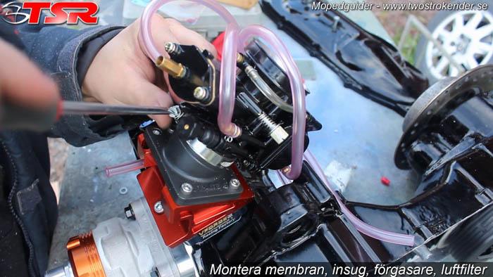 guide - Montera membran insug mm - bild 6
