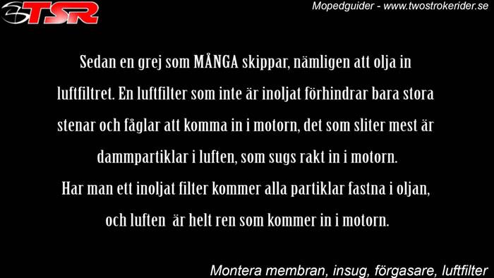 guide - Montera membran insug mm - bild 7