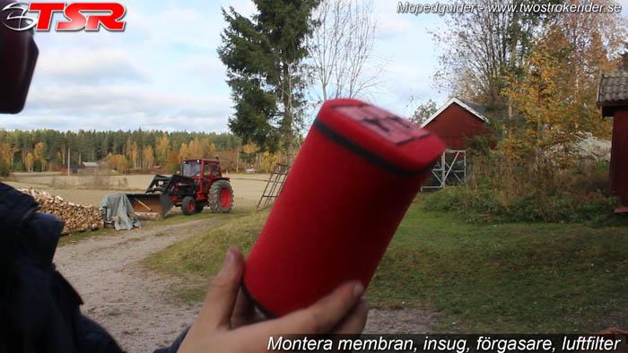 guide - Montera membran insug mm - bild 8