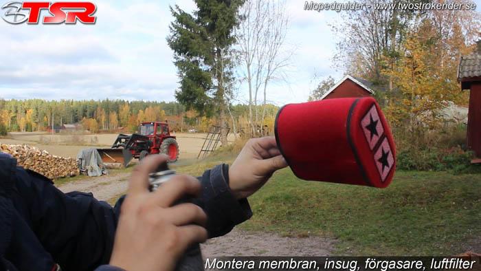 guide - Montera membran insug mm - bild 10