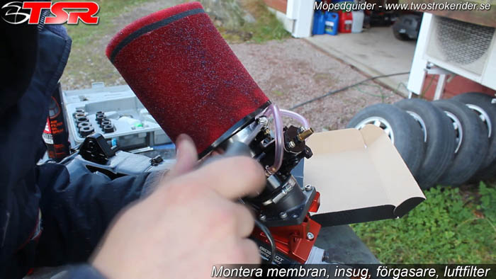 guide - Montera membran insug mm - bild 11