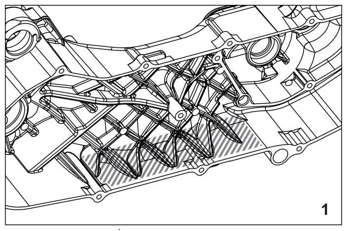 guide - slipa variatorkåpa - bild 1
