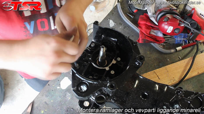 guide montera vev + ramlager - bild 12